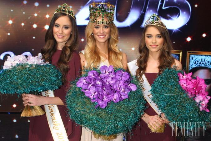 Novou Miss Slovensko 2015 sa stala táto dlhonohá blondínka: Vo finále ukázala charizmu ako žiadna in