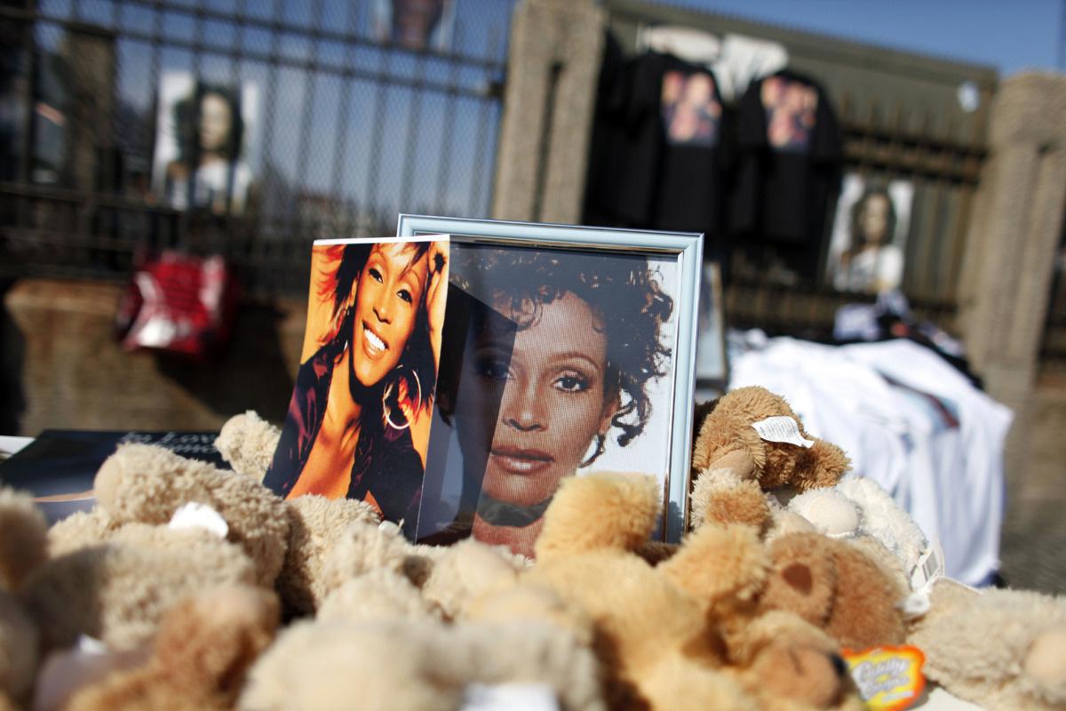 93b676c23 Najdojemnejšie momenty z pohrebu Whitney Houston | Feminity.sk