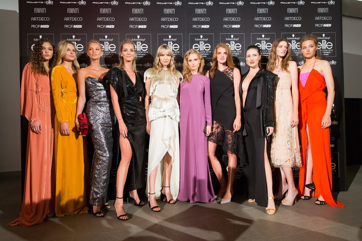 Finalisti Schwarzkopf Elite Model Look 2019