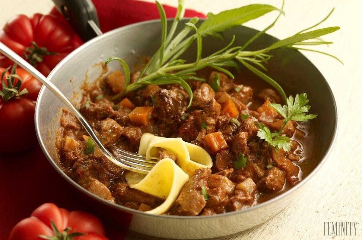 Dobré recepty: Šťavnaté bravčové mäso s cestovinou na (ne
