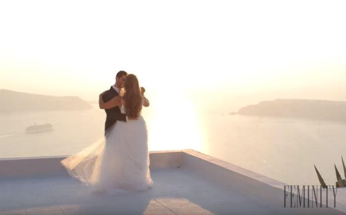 Najromantickejšia svadba 8786bd9e524