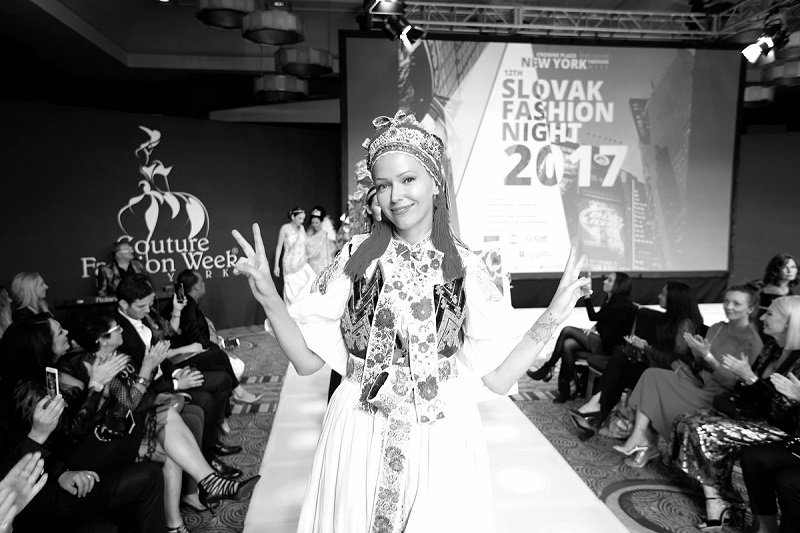 Slovak Fashion Night 2017 v New Yorku