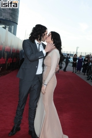 Russell Brand a Katy Perry