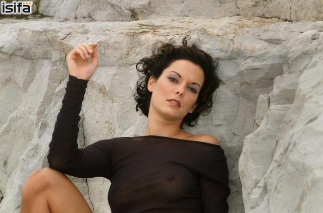 Allie Haze masáž porno
