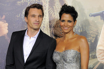 Halle Berry a Oliver Martinez