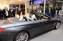 5ae2642e7 VIDEO: Predstavenie ekologickej predajne BMW: Mária Čírová a Soňa Skoncová  prezradili, prečo milujú silné autá. ‹