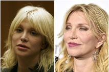 Speváčka a herečka Courtney Love
