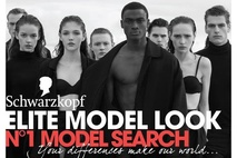 Schwarzkopf Elite Model Look 2017 štartuje
