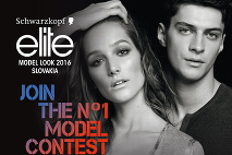 Castingy na Schwarzkopf Elite Model Look 2016