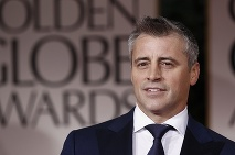 Herec Matt LeBlanc alias Joey