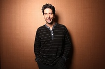 Herec David Schwimmer alias Ross