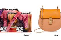 ... Farebné kabelky zaplavili aj tie najluxusnejšie butiky  Kabelky krásne  oživia celkový ... ae4c9a1b109