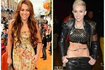 Miley Cyrus fajčenie videá