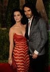 Katy Perry a Russell Brand
