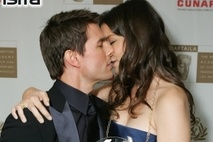 Tom Cruise a Katie Holmes