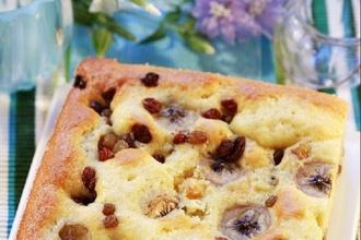 Rýchly a jednoduchý ovocný koláč vhodný na posedenie pri čaji: Jeho svieža chuť vás prekvapí!