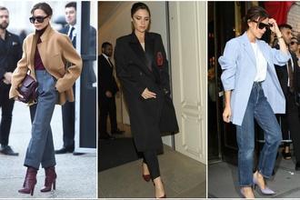 Inšpirujte sa farebnými kombináciami Victorie Beckham: Tieto tri farby na nej na jar uvidíte najčastejšie