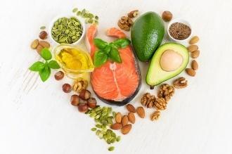 Kyselina alfa-linolénová zo skupiny omega-3 pomáha udržiavať správnu hladinu cholesterolu v krvi