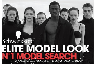 Schwarzkop Elite Model Look
