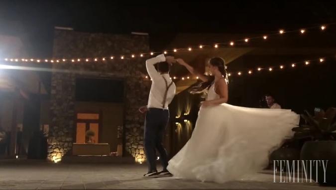 Video · Svadobní hostia poprosili novomanželov, aby pred nimi mali sex: A oni.