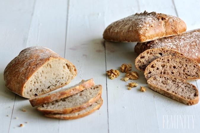 Vyskúšajte chlieb z vlašských