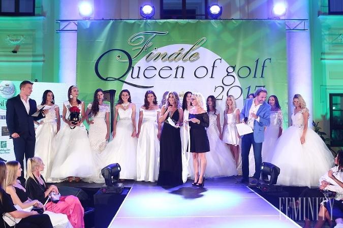 Finále Queen of Golf