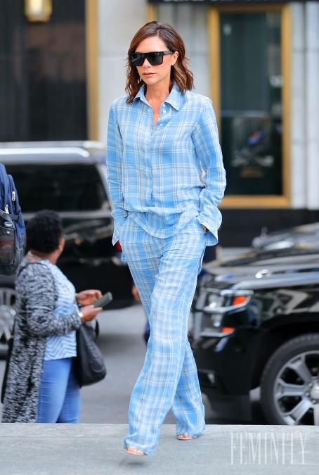 Módna ikona Victoria Beckham