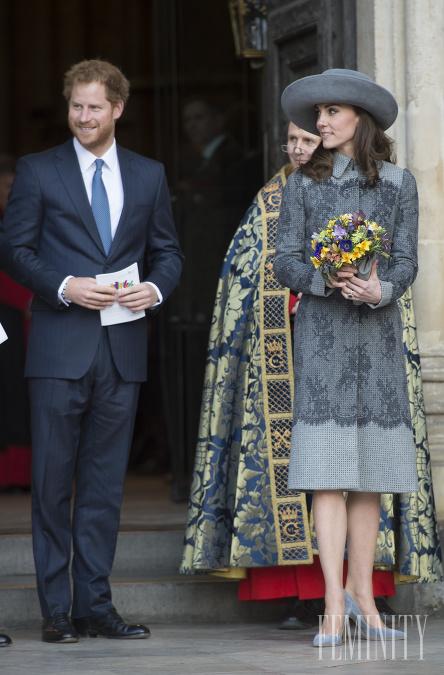 Kate a Harry mali