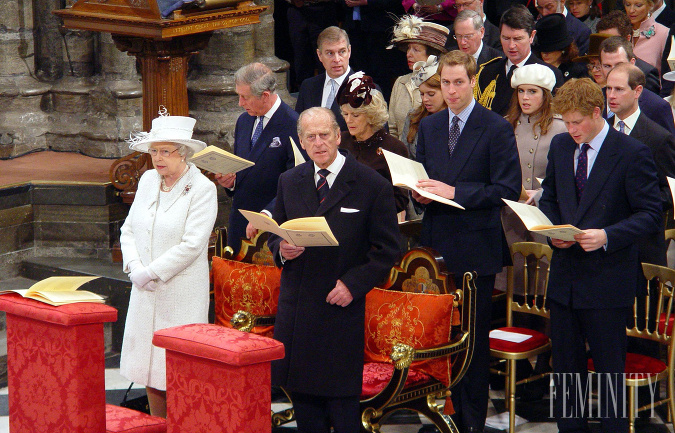 Členovia britskej kráľovskej rodiny