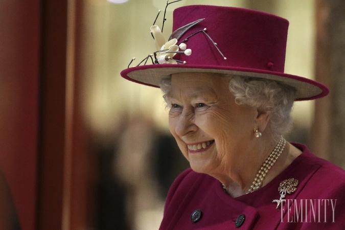 Zaujímavosťou je, že kráľovná