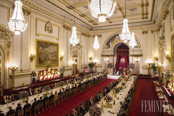 Síce kráľovský palác sa