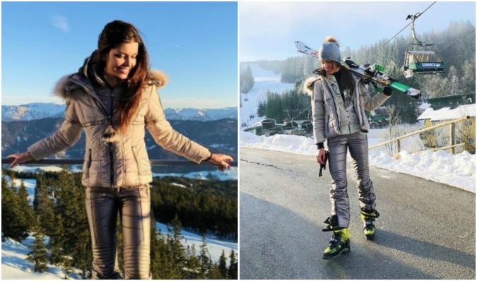 Skialpinizmus v podaní riaditeľky