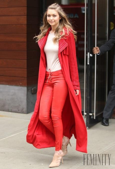 Modelka Gigi Hadid rozhodne