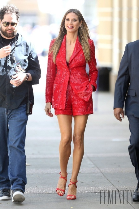 Topmodelka Heidi Klum zvolila