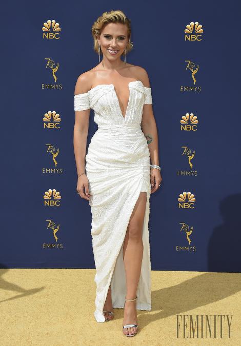 Herečka Scarlett Johansson si