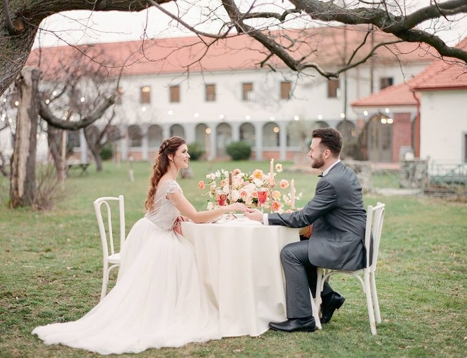 Najkrajšie miesta na svadbu