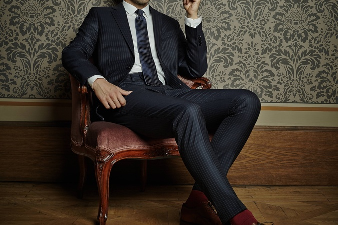 508b8dd9724e Dokonalý oblek pre muža  Poradíme vám