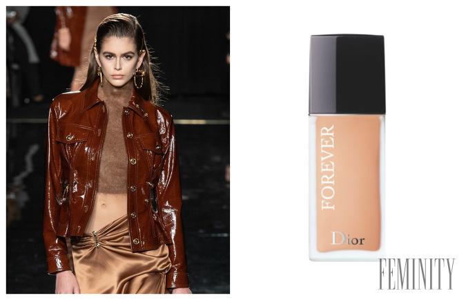 Matný vzhľad Dior Forever