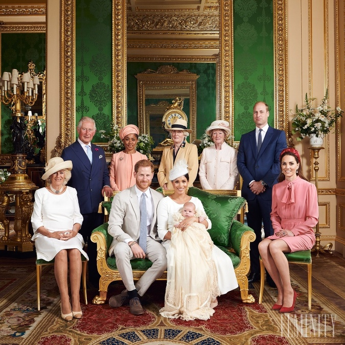 Výchova kráľovských detí podlieha