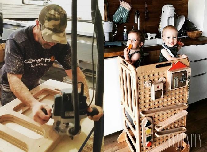 Petinka Furniture je úspešný mlasdý slovenský startup, ktorý tvorí udržateľný nábytok a hračky pre najmenších drobcov