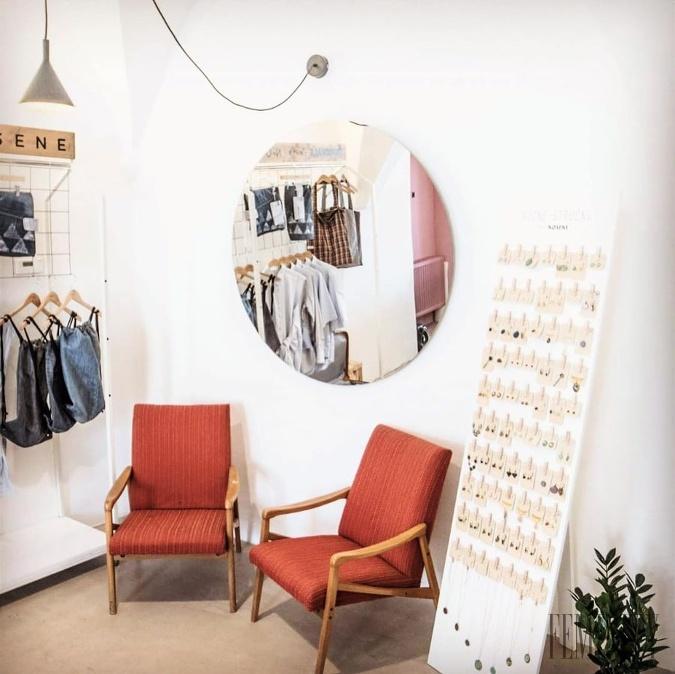 Nákupom v obchode NOSENE nezískate len prírastok do svojho šatníka, ale rovnako tak pomôžete dobrej veci - výťažok z predaja putuje na pomoc týraným ženám