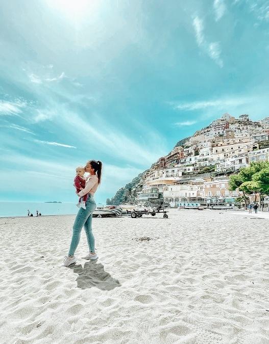 Teraz, keď sa opatrenia v rámci korony uvoľnili aj v Neapole, by Daniela rada s dcérkou spoznávala ďalšie miesta v Taliansku.