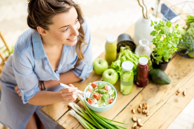 Namiesto diét sa radšej zamerajte na zdravé stravovanie, ktoré vám prinesie vytúžený cieľ.