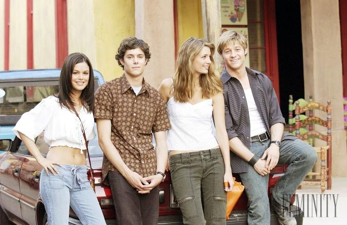 Kto by si nepamätal tento seriál O. C. California, ktorý sa sústreďoval na životy predovšetkým štyroch bohatých tínedžerov a ich drámy?
