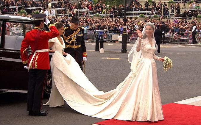 bb2d599bfaad LIVE  Kráľovská svadba v priamom prenose - galéria