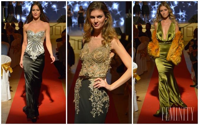 f1949e7862c7 Prehliadka modeliek Face of 2014  Krásnymi ženami sa to len tak ...