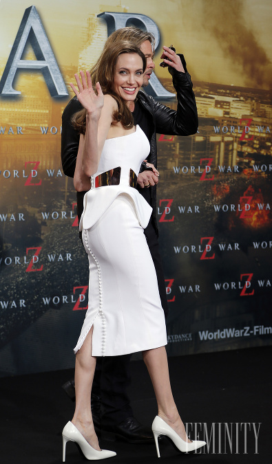 Angelina skúsila byť vegetariánkou, ale jej telo to neprijalo a