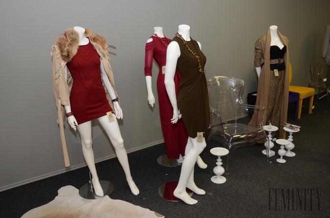 1cb2153b2e Slovenská návrhárska elita má obchod v Auparku - galéria