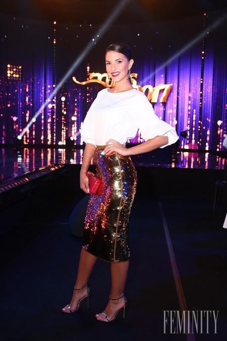 Afterparty Miss Slovensko 2017  Soňa Skoncová za dámu 001df69b0a8