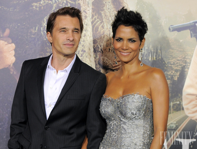 Halle Berry a Oliver